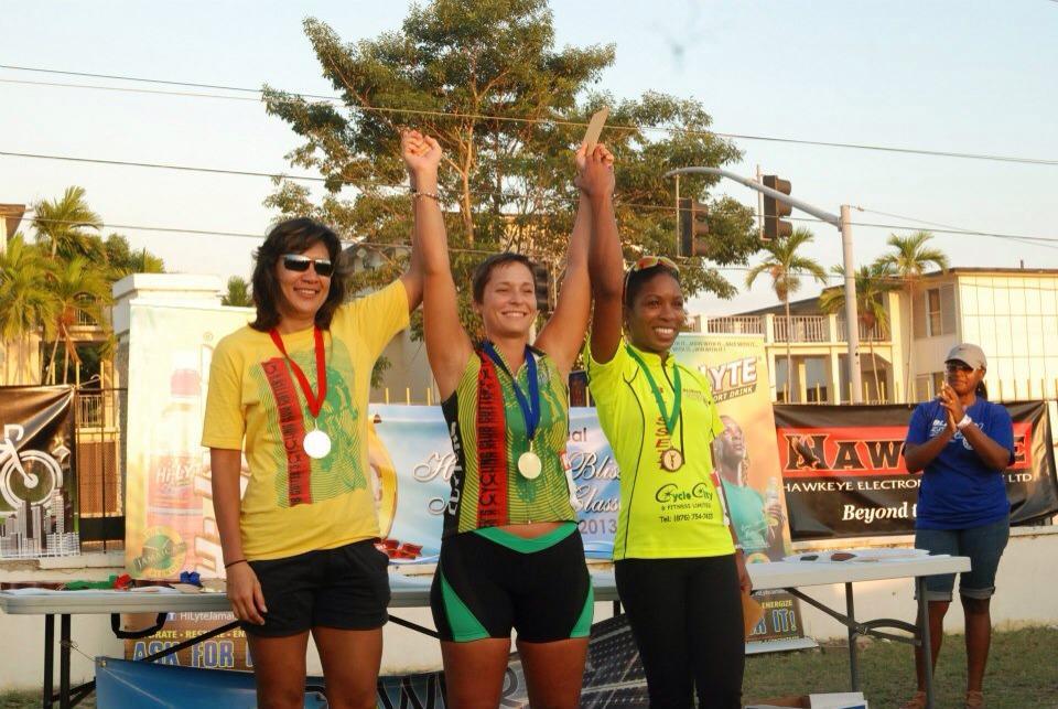 Harold J.Blissett Memorial Classic Race Winners
